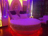 长沙最高端的桑拿洗浴中心按摩椅;