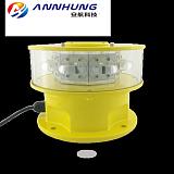 中光强A型航空障碍灯,广泛用于各种高层建筑,高楼/铁塔等;