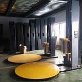 济南大宏 供应预拉式缠绕机缠绕膜裹包机缠绕包装机 服务周到;
