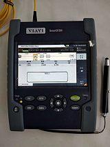 VIAVI高精度智能SmartOTDR測試儀;