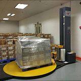 山东大宏 全自动托盘缠绕机自动预拉伸缠绕膜包装机 专业生产制造15年