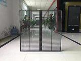 苏州宜成透明LED显示屏P3.9P7.8电子玻璃橱窗;