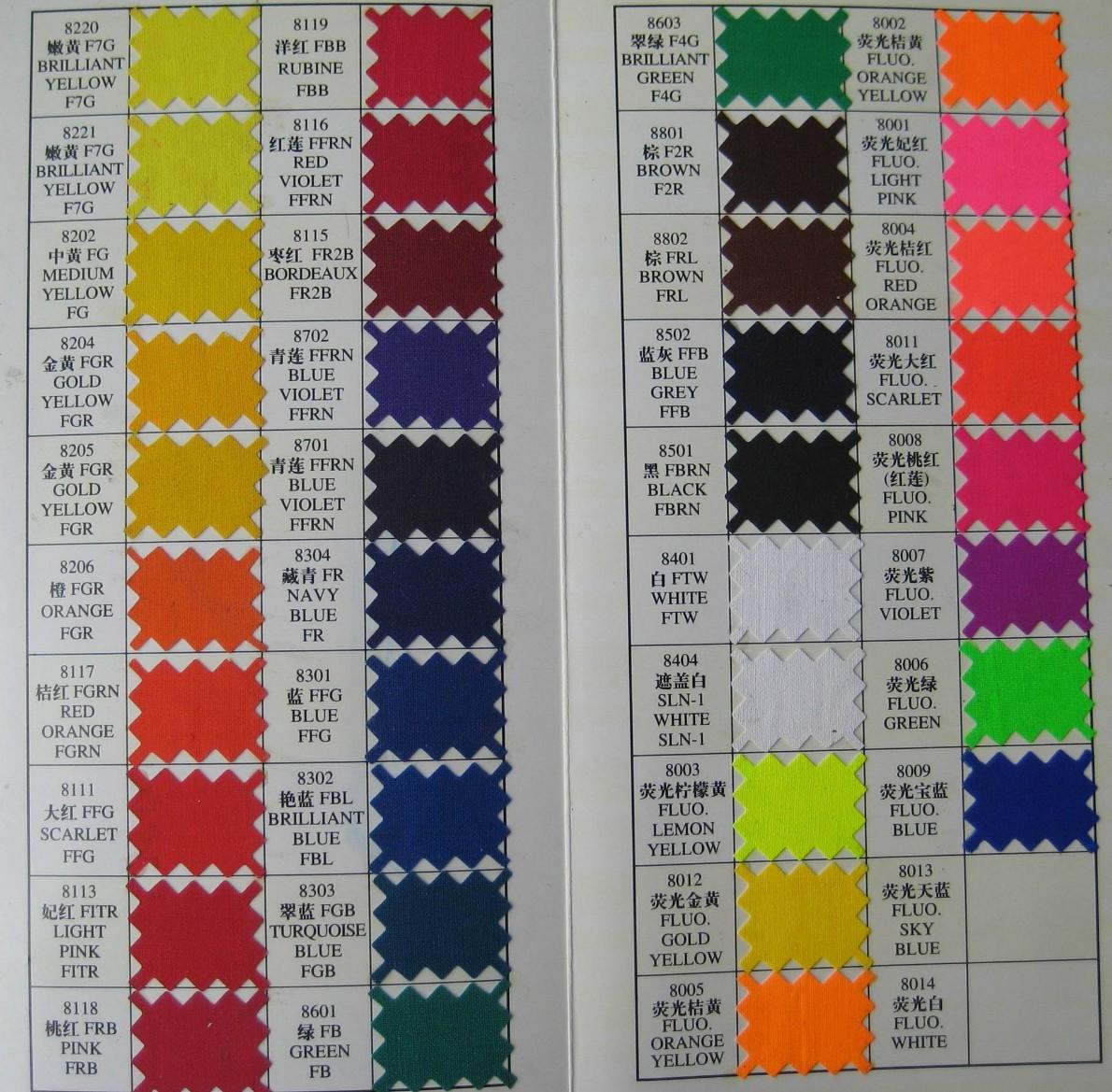 蓝彩科迪水性色浆,颜色鲜明均匀,厂家长期直供