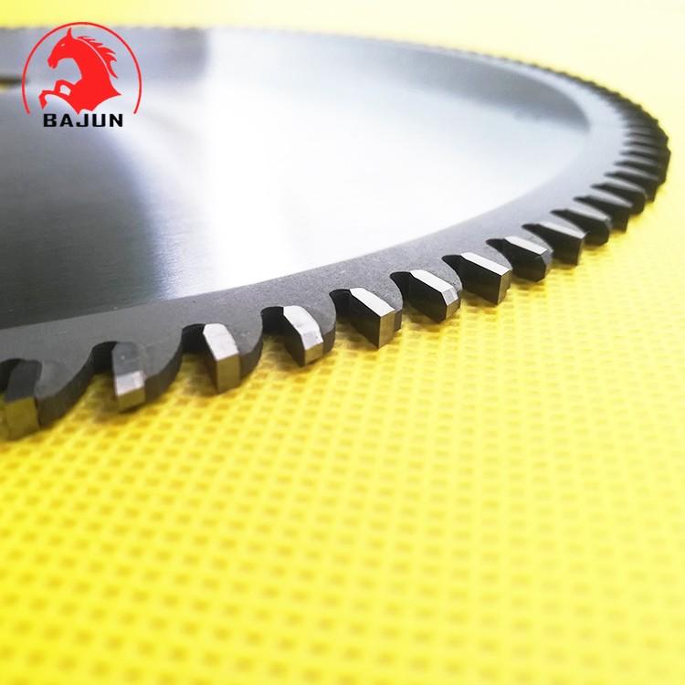切铝锯片合金为什么会磨损快