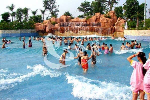 廣州滄浪供應水上樂園設施-人工造浪設備-真空造浪