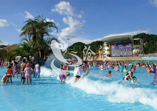 广州沧浪供应水上乐园设施-人工造浪设备-鼓风造浪