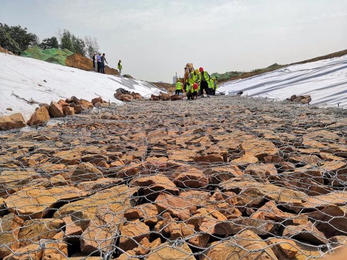 格宾石笼护岸 实体格宾石笼生产厂家