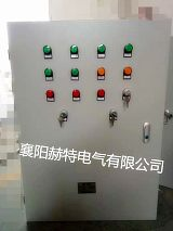 湖北襄阳消防单速风机控制箱