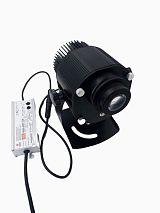 历宏LED30W防水led旋转图案灯 户外投影灯;