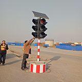 郑州交通信号灯安装找久安通;