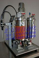 微型AB胶混胶机,标签水晶真空滴胶机,电容点胶机;