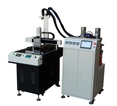 汇立固AB透明环氧混胶机,自动滴胶机,真空注胶机