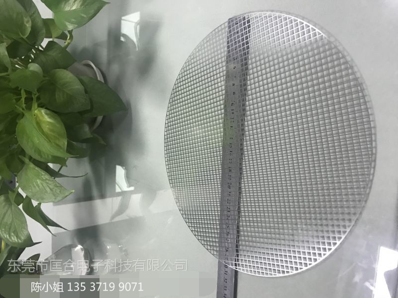 广东蚀刻加工精密不锈钢过滤网 圆形筛筛网 非标准件 精度高 无需开模