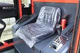 扬州凯达仕全封闭式电瓶驾驶式扫地机QS10全自动清洗机环卫机;