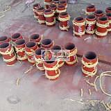 鉬礦石精選松散物料輸送用剛玉陶瓷復合管/使用條件/直銷價格/使用環境;
