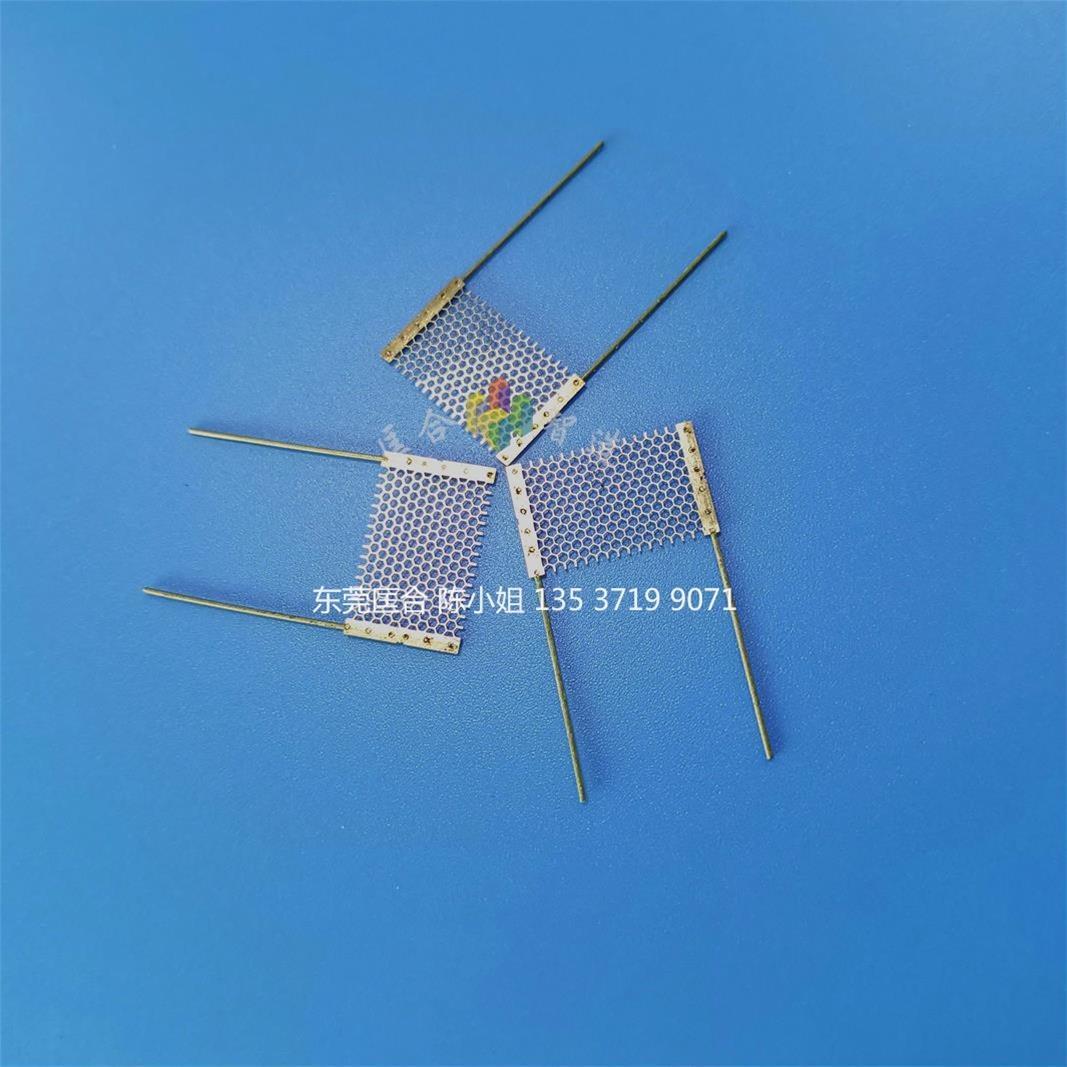 东莞蚀刻厂家 大量生产电子烟发热丝 非标定制 无需开模