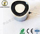蘭達供應 H6060直流圓形吸盤電磁鐵 機械人搬運機器人電磁鐵