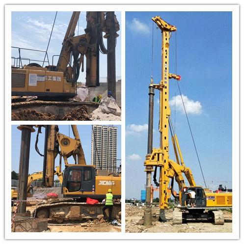 未来的工程设备租赁将与互联网有关 江西多台旋挖钻机出租
