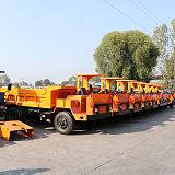 16吨矿用自卸车新疆四不像矿山工程车断气刹