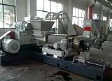 江苏橡胶促进剂母粒造粒机操作说明(规格);