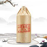 貴州茅臺鎮五星酒廠十年原漿,十年大曲坤沙醬酒53度醬香型