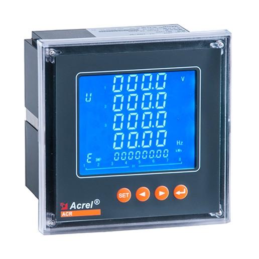 安科瑞三相液晶显示电力仪表ACR320EL/M