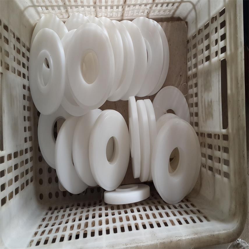南宁供应 HDPE平行垫 高耐磨塑料绝缘垫片 支持定做