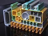 玻璃鋼拉擠型材 防腐建材 方管;