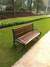 供应南山【厂家批发】金属不锈钢材质定做 公园椅生产;