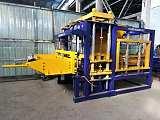 天津全自動液壓磚機 免燒磚機生產線設備建廠安裝;