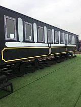 鄭州志束文化專業生產高端模型 仿真火車模型出租 高鐵租賃