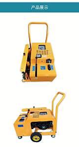 手自一体式PFT-80光缆牵引机;