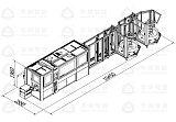 SX-160DA / SX-120DA 数控双钢丝袋装卷簧机