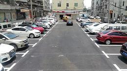 YCY承接道路热熔划线施工工程、停车场设计划线施工工程