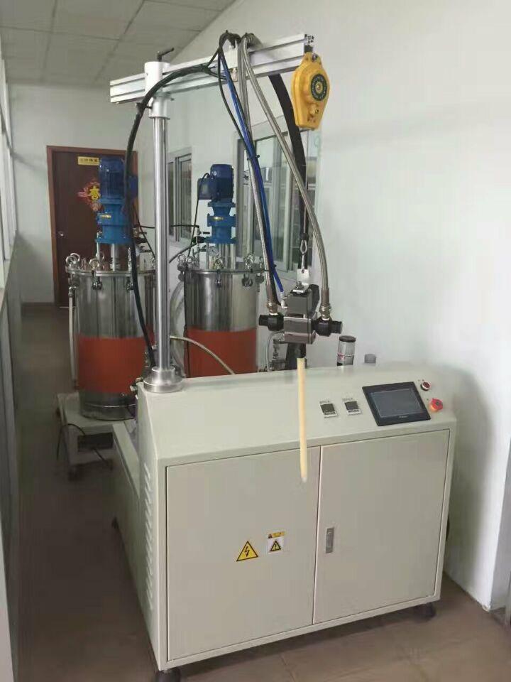 汇立固自动混胶机,耐磨陶瓷活塞泵灌胶机,互感器注胶机