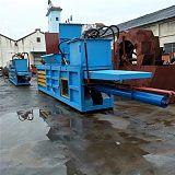 200吨卧式废纸垃圾打包机包装成型机械生产销售基地;