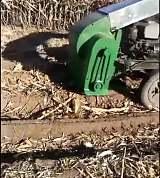 出售吸树叶子玉米秸秆豆皮子机器;