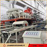 复合保温板机械设备生产线;