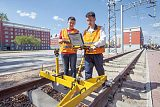鐵道施工與養護