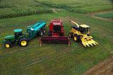 农业机械检修与维护;