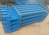 有轨电车专用槽型轨轨排支护;
