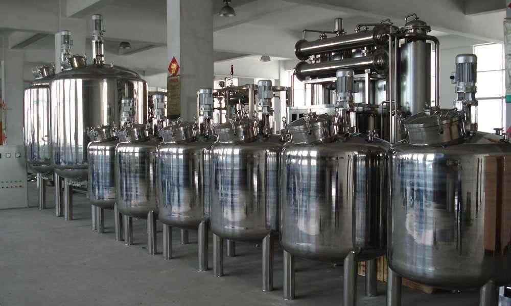 不锈钢反应釜生产厂家--静鑫通茂