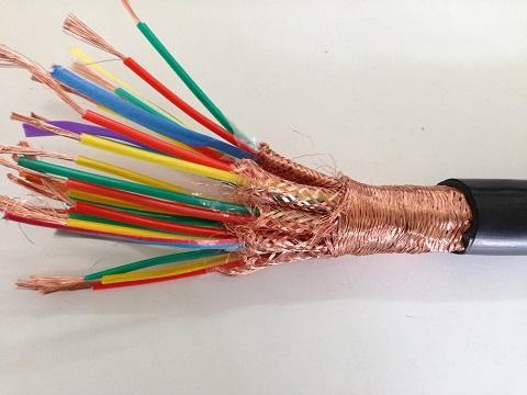 浙江万马铜芯聚氯乙烯绝缘控制电缆屏蔽电缆