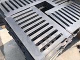 山东淄博复合树脂重型雨水篦子 整套污水排水篦子 箅子沟盖板