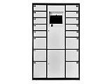 中国钢制家具基地人证比对型智能柜储物柜文件柜手机柜;