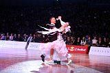 舞蹈表演(國際標準舞方向);