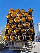 钢带管、市政排污、云南钢带管;