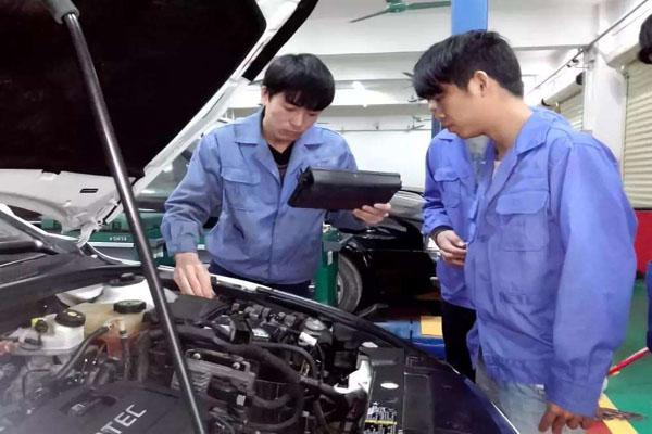 汽车制造与检测