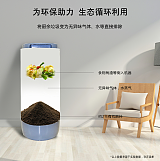 家庭厨房食物垃圾处理器,小型厨余垃圾处理器