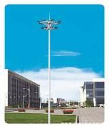 浙江广场30米升降式高杆灯;
